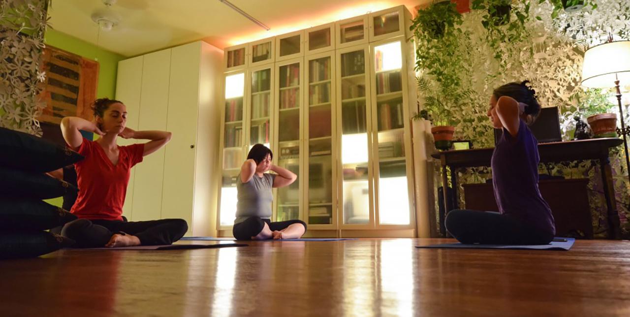Suran's Yoga Space